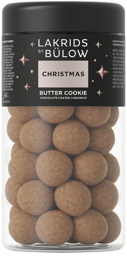 Bilde av LAKRIDS BY BÜLOW, Christmas (Butter cookie), 295 gram